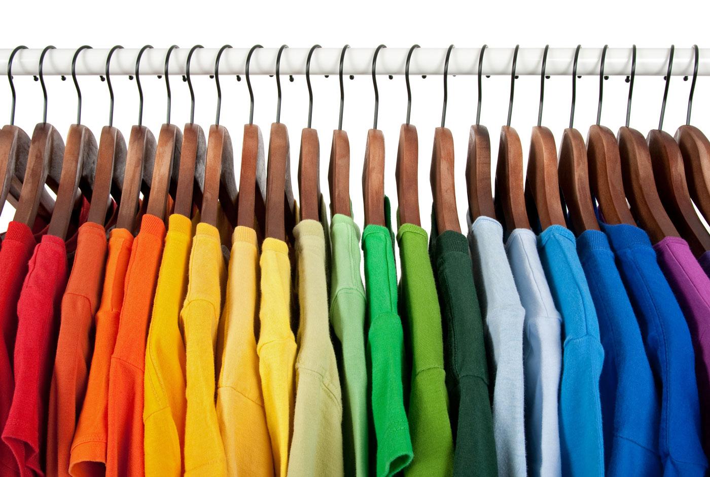 <b>Abbigliamento</b> personalizzato online
