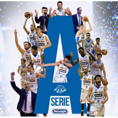 TVB: Treviso Basket!
