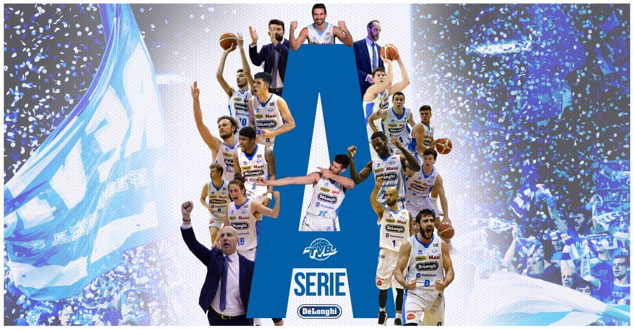 Banner ufficiale Universo Treviso Basket